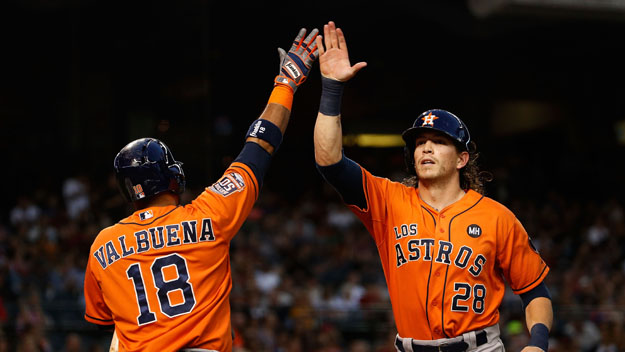 Astros Announce American League Division Series Roster – CBS Houston