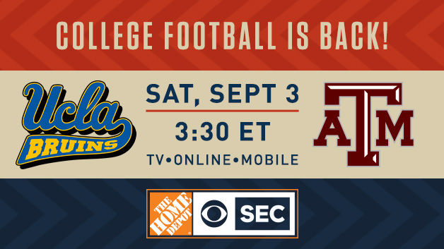 WATCH UCLA at Texas A&M Live Online Here