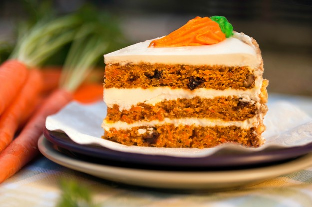 Groovy Best Carrot Cake In Houston Cbs Houston Birthday Cards Printable Nowaargucafe Filternl