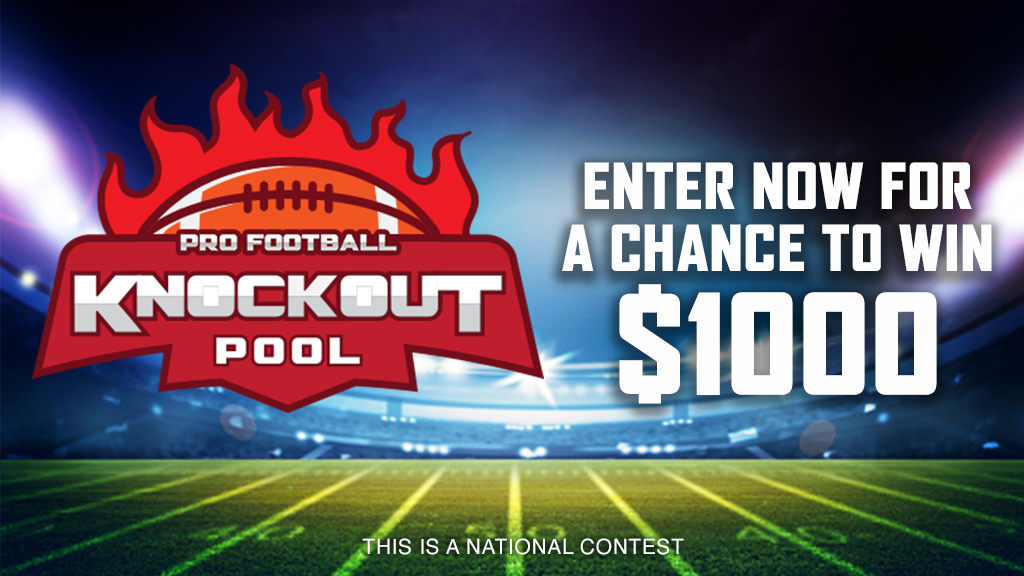How To Play CBS Local Sports' Pro Football Knockout Pool