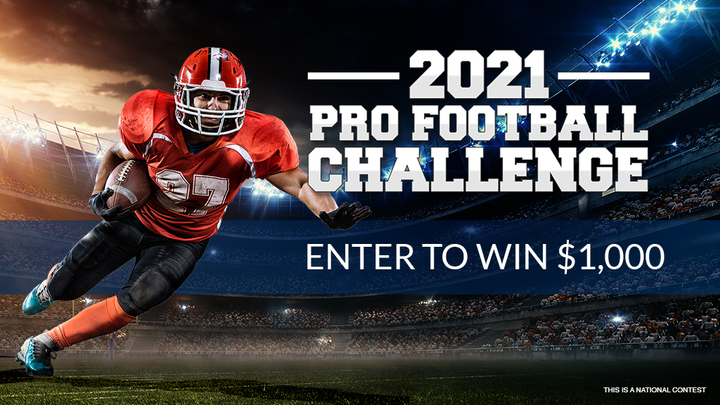 How To Play CBS Local Sports' Pro Football Challenge